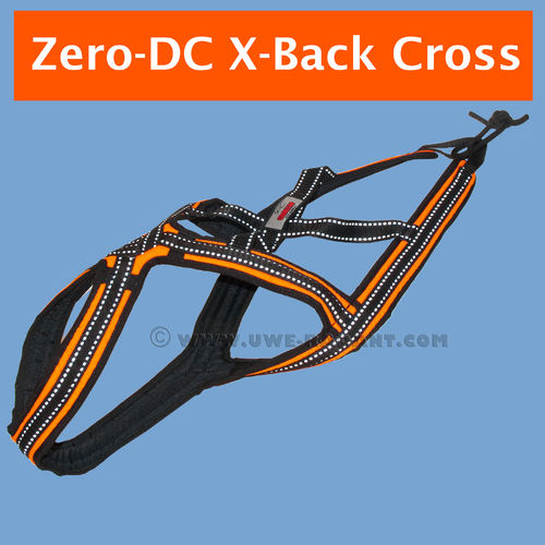 X-Back Zuggeschirr CROSS